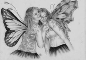 Faeries by Laiyla