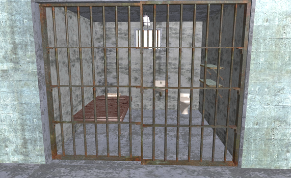 PLZ2 Stage Rip Prison by amiamy111