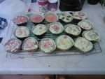 Cupcake fun with my neice by Ai-Cuppycake