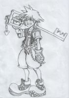 sora sketch by HamJava