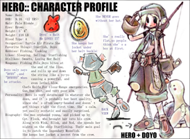 Hero: Profile.Referance by Carico