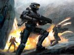 Halo wallpapers 4 by Conorstubbsy