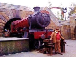Hogwarts Express by emily-mary-r