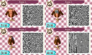 Animal Crossing:My Pattern 22 by iguru71