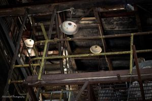 Factory ceiling by dark4Maxine