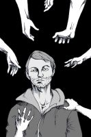 Jeff Dahmer - Greyscale by Seal-of-Metatron