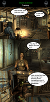 Skyrim is Strange - Training by HelloMyNameIsEd