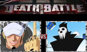 Death Battle Law vs Lord Death by jss2141