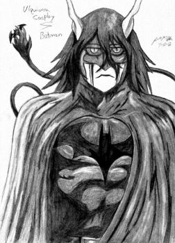 Ulquiorra Cosplay___The Batman by Caedus6685