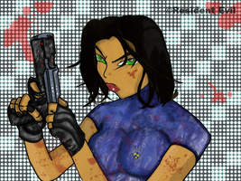resident evil by Arkha13