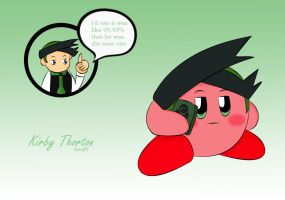 Factory Head Kirby-Thorton by SniperGYS