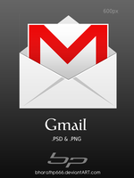 Android Gmail by bharathp666