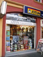 Tinned jotuns in Odin`s shop... by AnnaIceflames