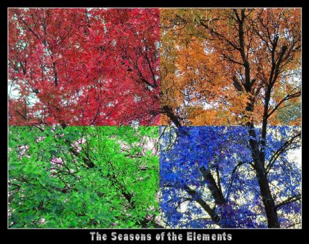 The Seasons of the Elements by MagicalWork