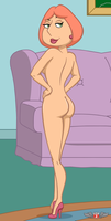 Lois Griffin by Phillip-the-2