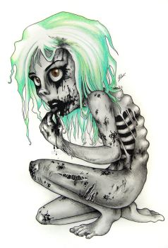 Living Dead Girl by Super-Chi