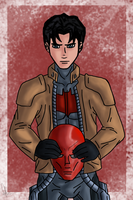 Jason Todd by Maygirl96
