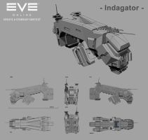 Indagator: Ore Exploration by bjorgar