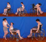 Wheelchair Pack by SenshiStock