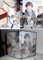 Sherlock BBC (Season Three) by gold-blonde