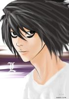 Death Note: L side by xenabcd