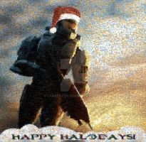 Happy HaloDays 2008 by leaks4you
