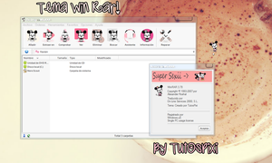 Tema Win rar De Mini by TutosPixi