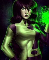 Shego by AngelLust155