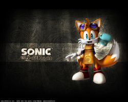 SBK Wallpaper Tails Logo US by Nawamane