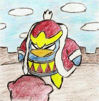 Kirby 64: Confronting the King by 4everKirby