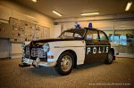 Volvo Amazon Police Car by Oddersnude
