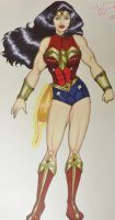 Another Wonder Woman Redesign by RayRay1127