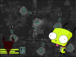 GIR backround by mad-dog-5