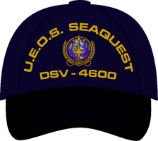 seaQuest Cover (hat) by viperaviator