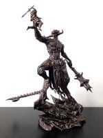 Molag Bal statue from ESO Imperial Edition by icenero10