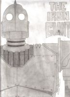 The Iron Giant .:DONE:. by generalbrievous