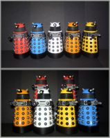 The Dalek Paradigm by CyberDrone