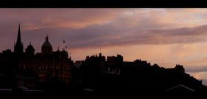 Edinburgh V by Stillrebel