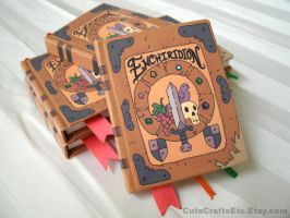 The Enchiridion Mini-Book - Adventure Time by MyFebronia