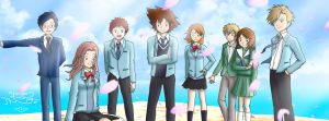 Digimon Adventure Tri - The Spring Adventure by prasetyo4869