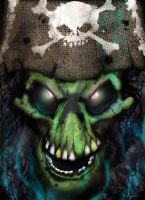 LeChuck Lives by cgianelloni