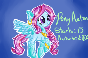 Pony Auction CLOSED by Sweet-Forest-Adopts