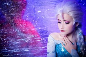 Elsa - Just stay away and You'll be save from me by Tink-Ichigo