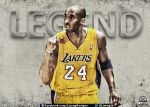 Kobe 'Legend' Bryant by lisong24kobe