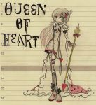 queen of hearts by mascara33