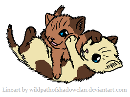 Kits for Dawnrain-Thunderclan by Milcay1
