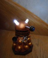 Shiny Dalek by Jedni