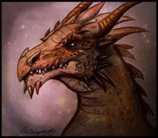 Dragon by gilly15