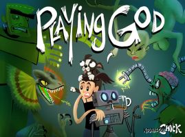 NChick: Playing God by FablePaint