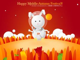 mid-Autumn Festival by wuxuanzhang